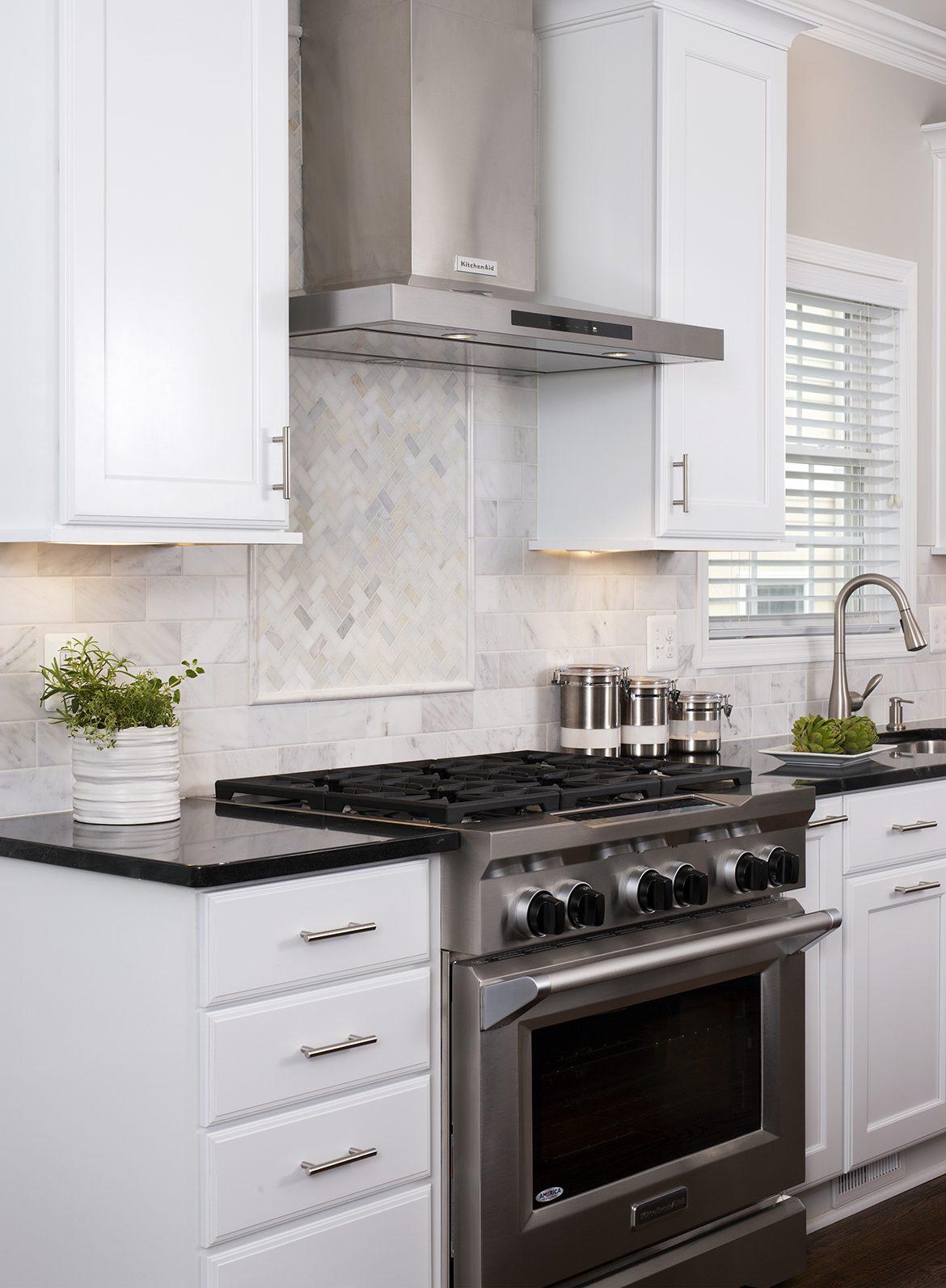Classic Kitchen Remodel In Arlington Va Kitchen Renovation In Washington Dc