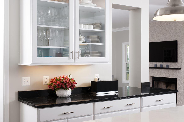 Classic Kitchen Remodel in Arlington, VA | Kitchen Renovation in ...