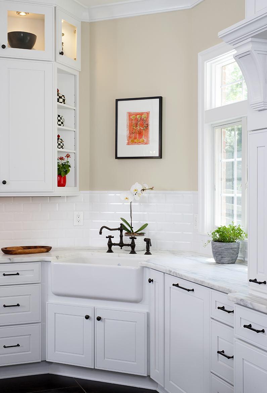 White shaker cabinets forevermark cabinets white shaker for White shaker doors for kitchen cabinets