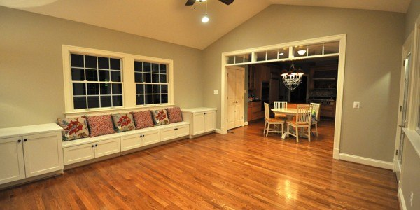 Living Room Remodels in Northern Virginia, Washington, DC & Maryland, home additions