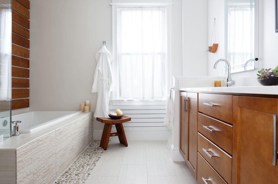 Master Bath Remodel in Washington, DC | Bathroom ...