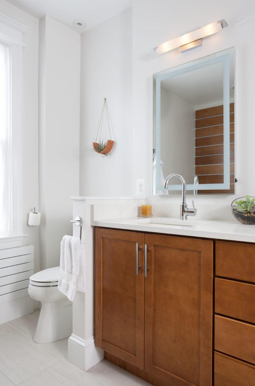 Master Bath Remodel In Washington Dc Bathroom