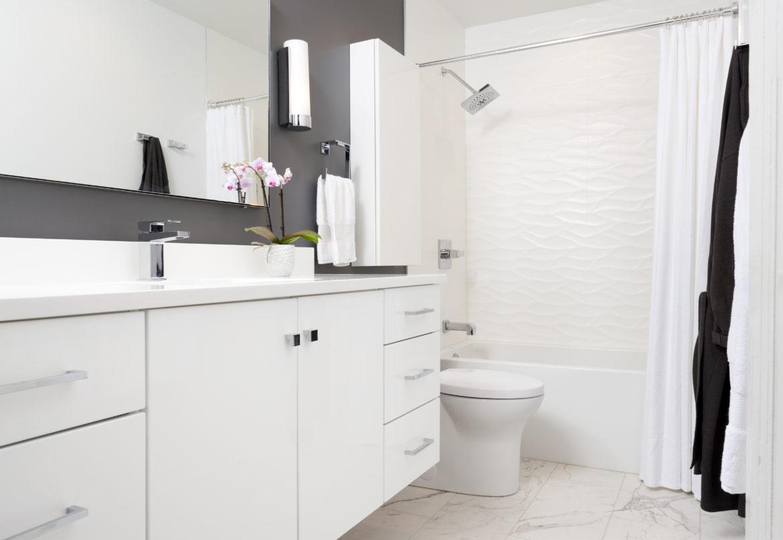 Bathroom Remodeling in Washington, DC | Double-Vanity Bathroom