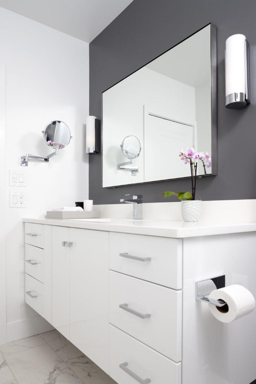 Bathroom Remodeling In Washington Dc Double Vanity Bathroom