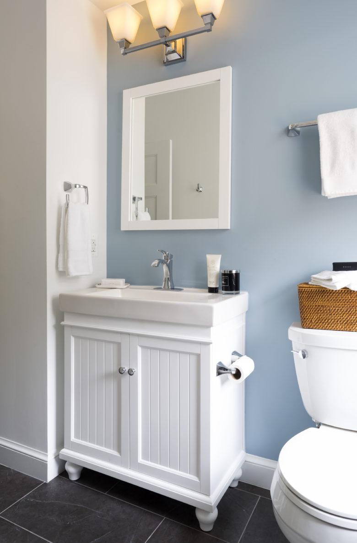Bathroom Remodel in Arlington, VA | Hall Bathroom Remodeling