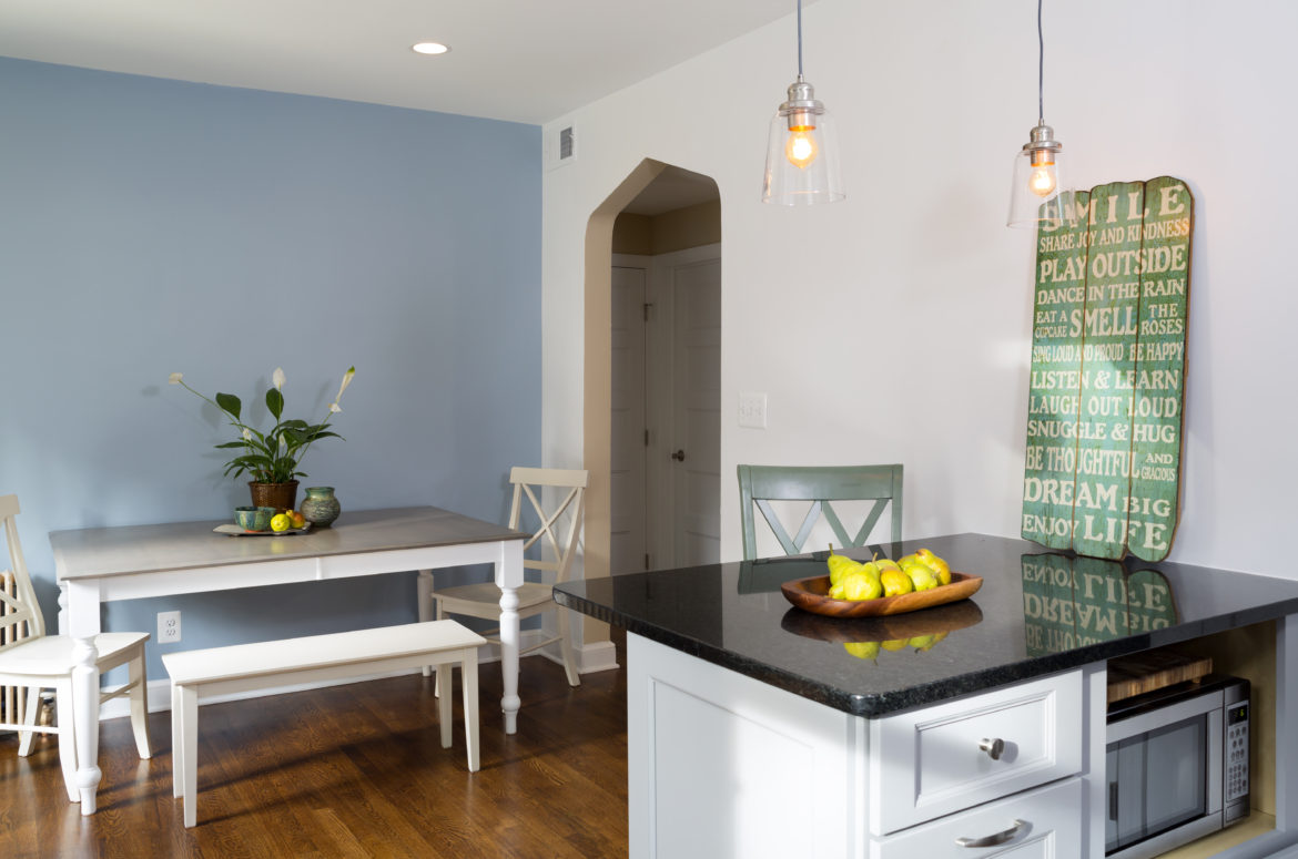 Dining Room Remodeling In Washington, DC