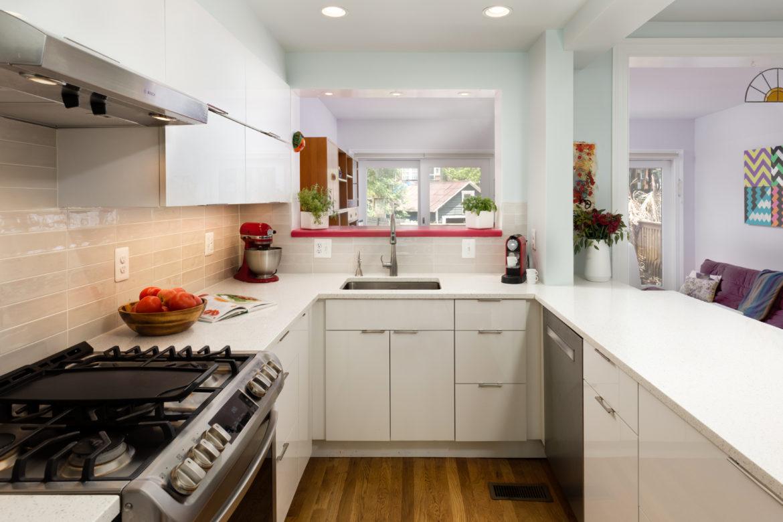 38th St NW Kitchen | Jordan Design Build Group