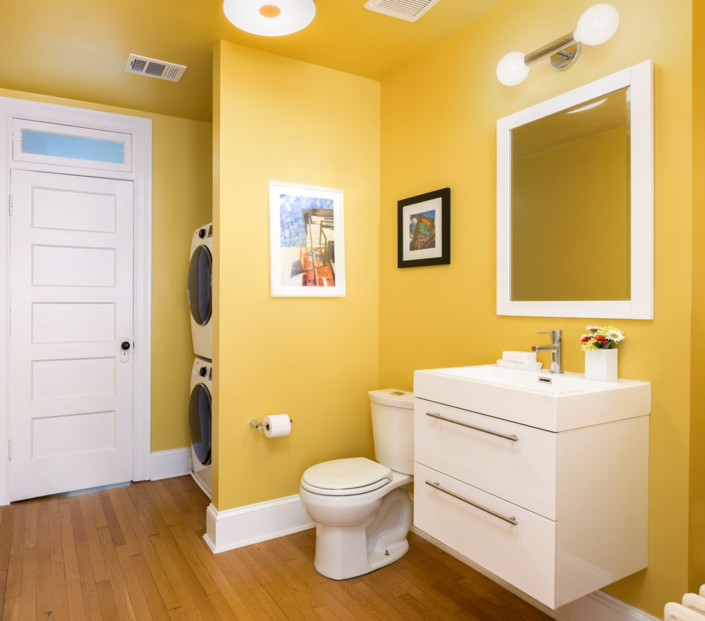 Washington Dc Laundry Room Renovation Dc Bathroom Addition