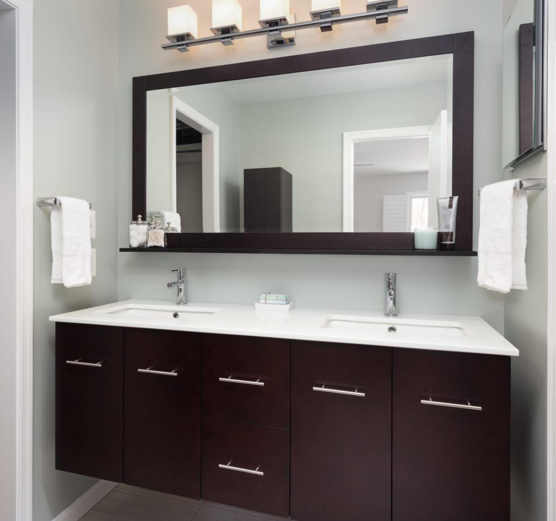Annandale VA Bathroom Remodel Northern Virginia Bathroom Renovation - Bathroom vanities northern virginia