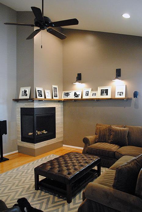 Living Room Remodeling in MD, DC & VA